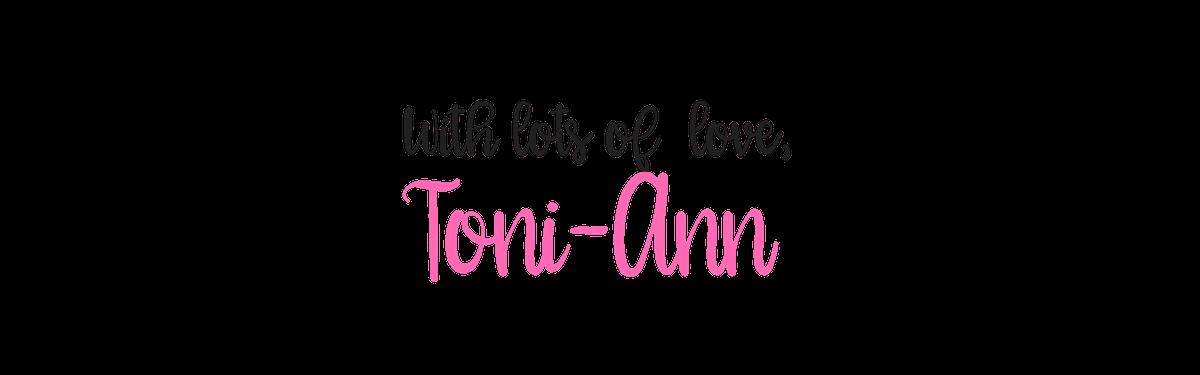 Toni-Ann Hylton Mayembe signature