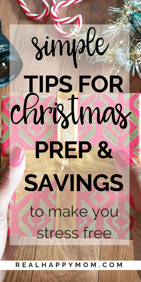 pinterest image tips for christmas prep and savings