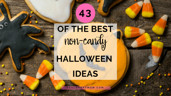 43 of the Best Non Candy Ideas for Halloween