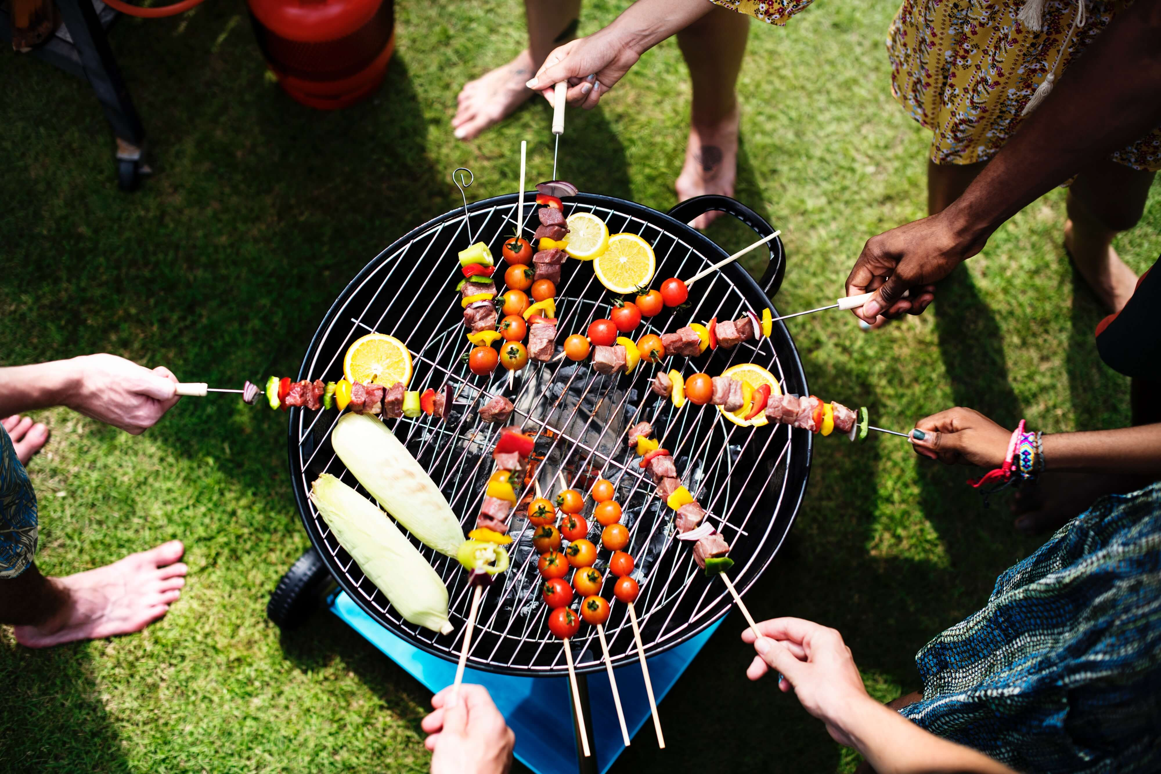 barbecue, activities for last days of summer