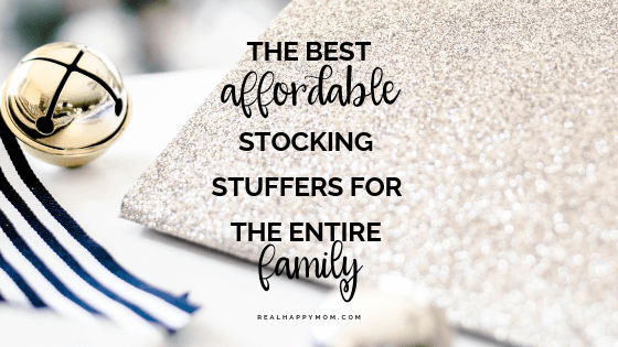 affordable stocking stuffers