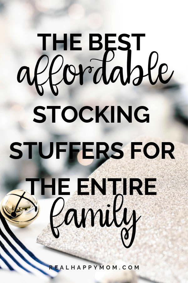 The Best Affordable Stocking Stuffers for the Entire Family