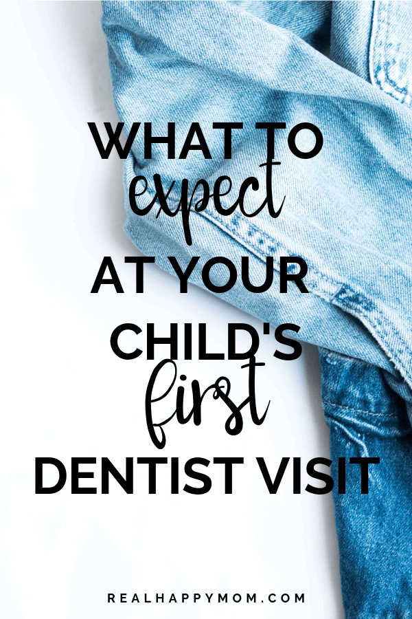 What to Expect at Your Child\'s First Dentist Visit
