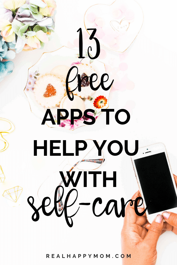 Free Apps to Help You With Self Care