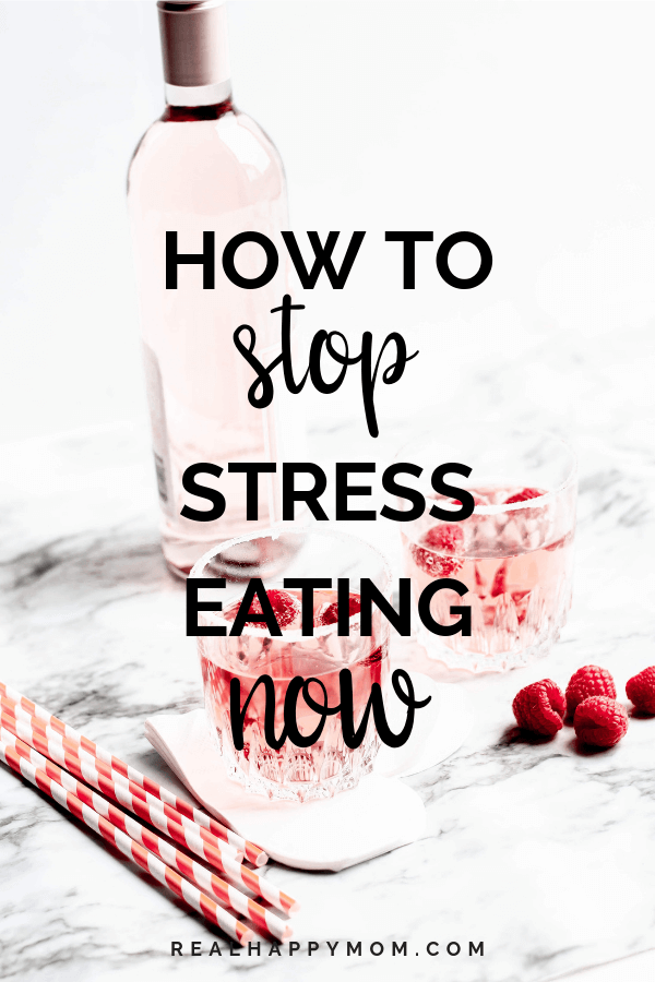 How to Stop Stress Eating Now