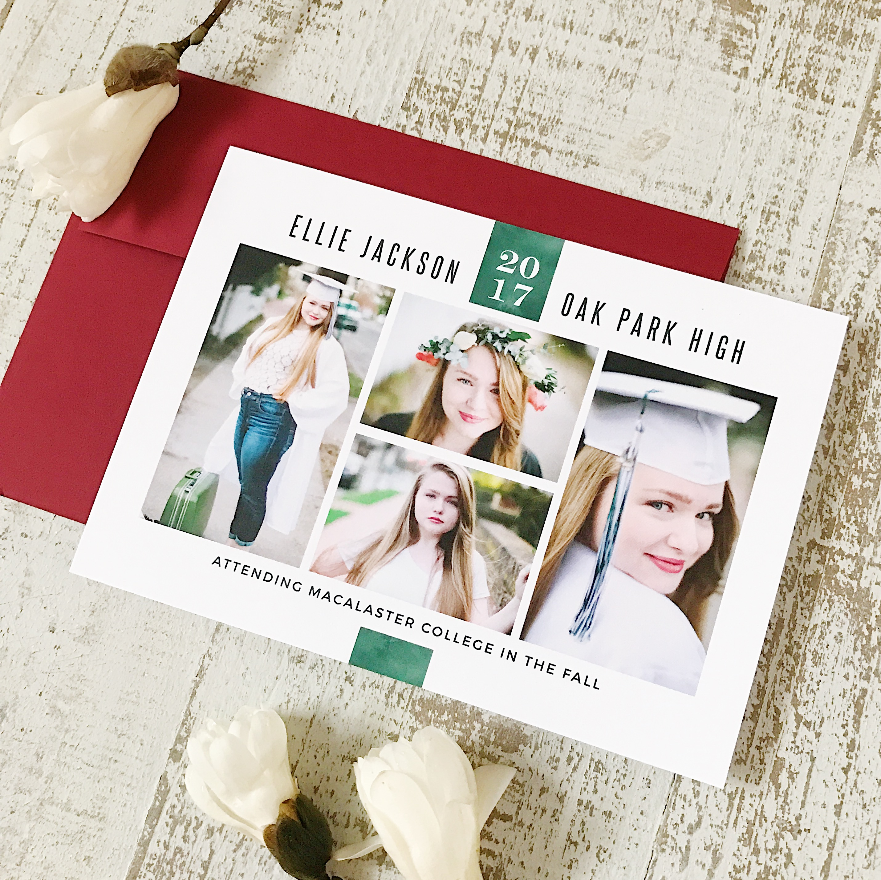 photo graduation invitations