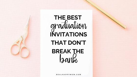 The Best Photo Graduation Invitations That Don't Break the Bank