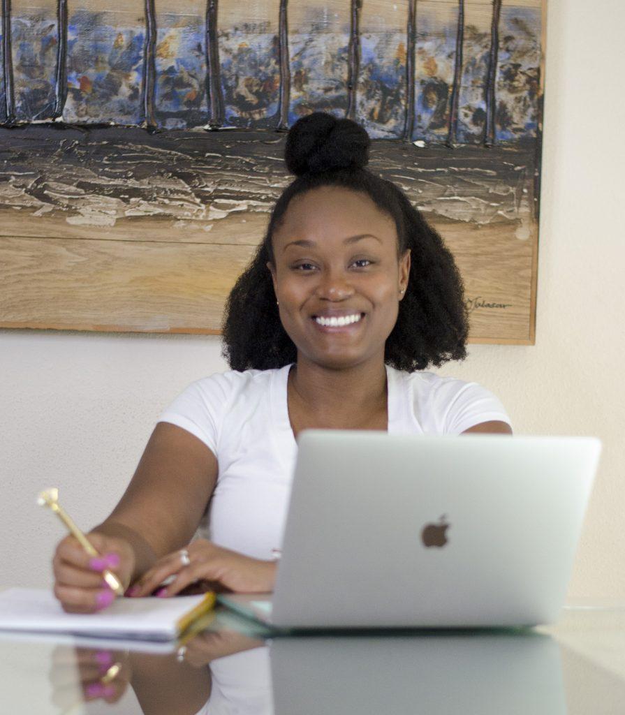Toni-Ann Mayembe From Real Happy Mom