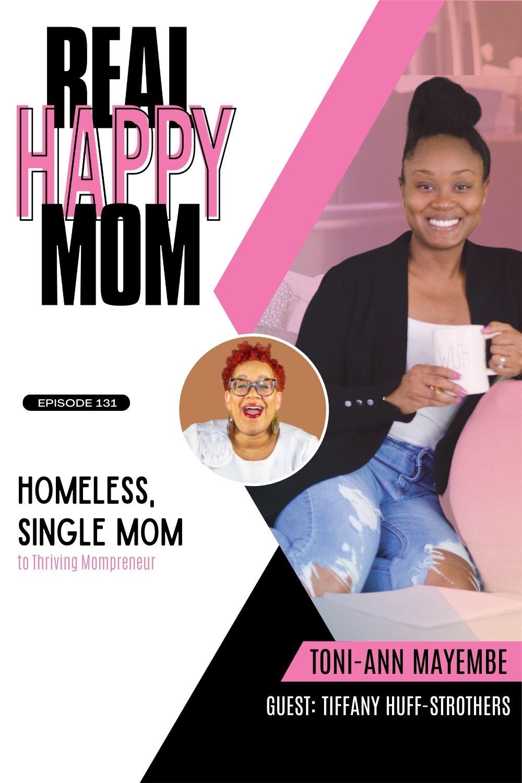 The Way a Broken Single Mom Became Successful Mompreneur